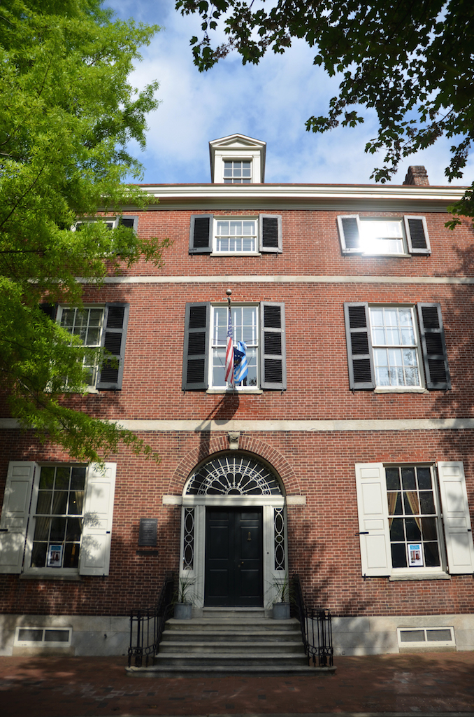 Fine and Feathered - Philadelphia Guide Physick House