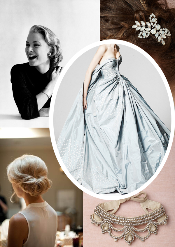 Fine and Feathered - Vintage Cinderella