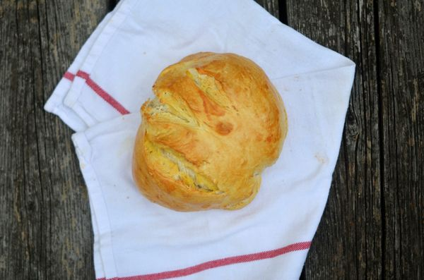 Fine and Feathered French Bread Recipe