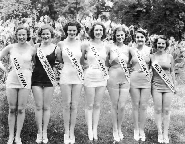 1950s Swim suits