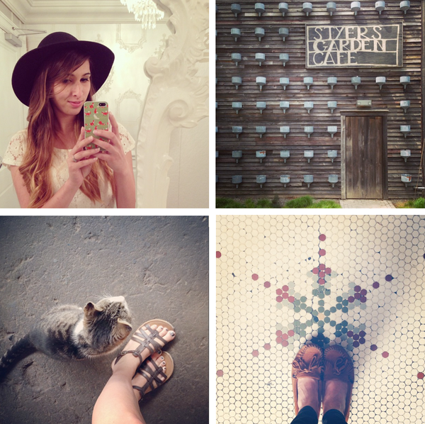 JosieFeather Instagram