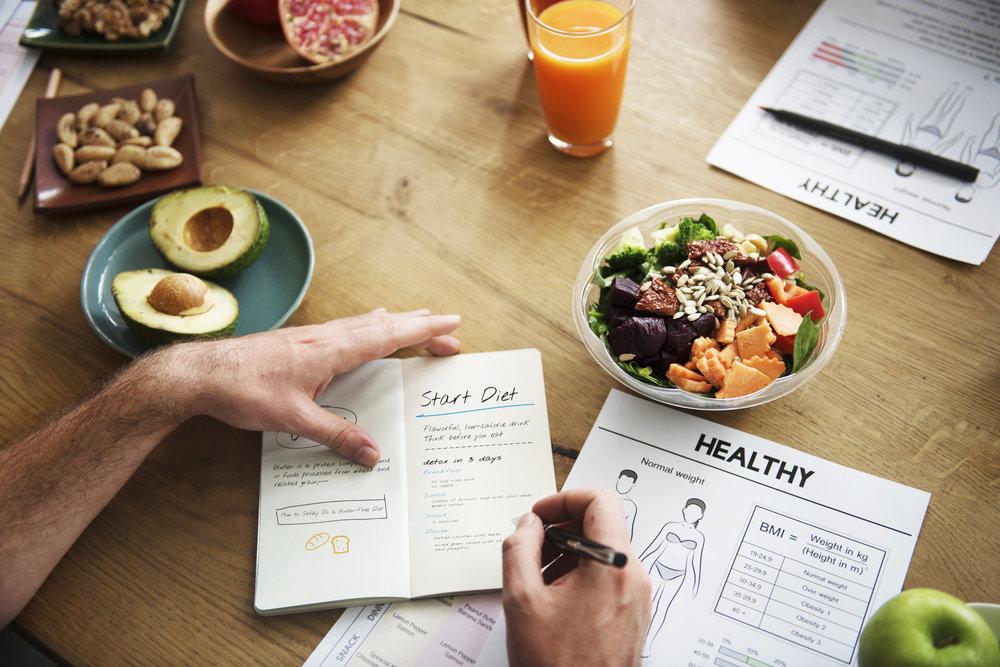Ernährung -