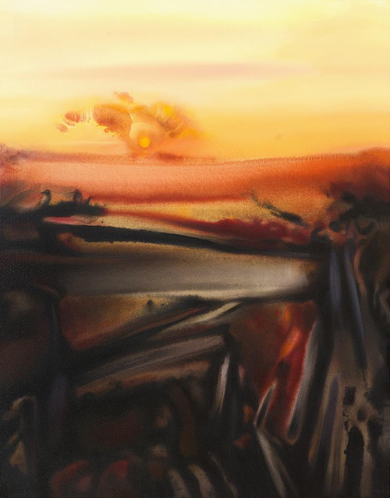 Rising Sun, VII