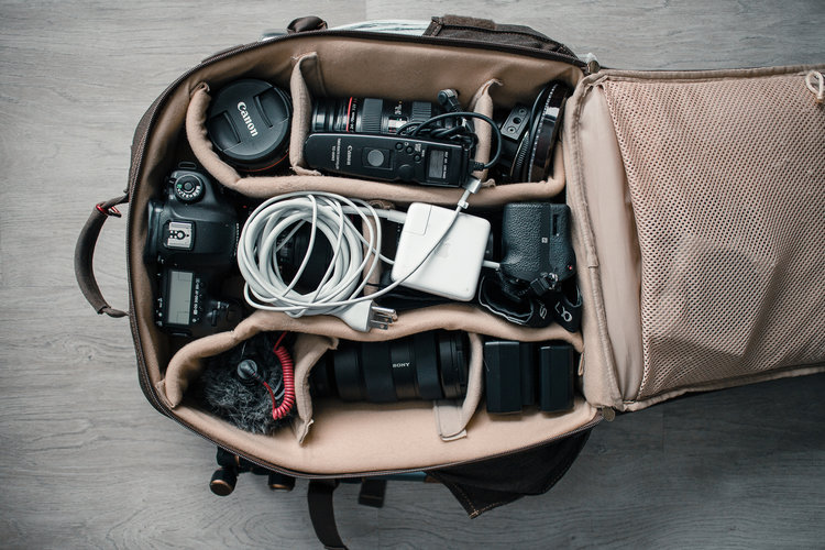 Camera Bag - Larmon Photo - Foto Forum