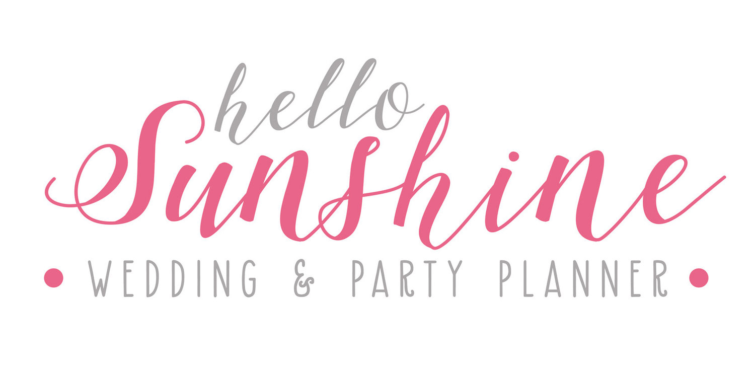 Hello Sunshine | Wedding & party planner |