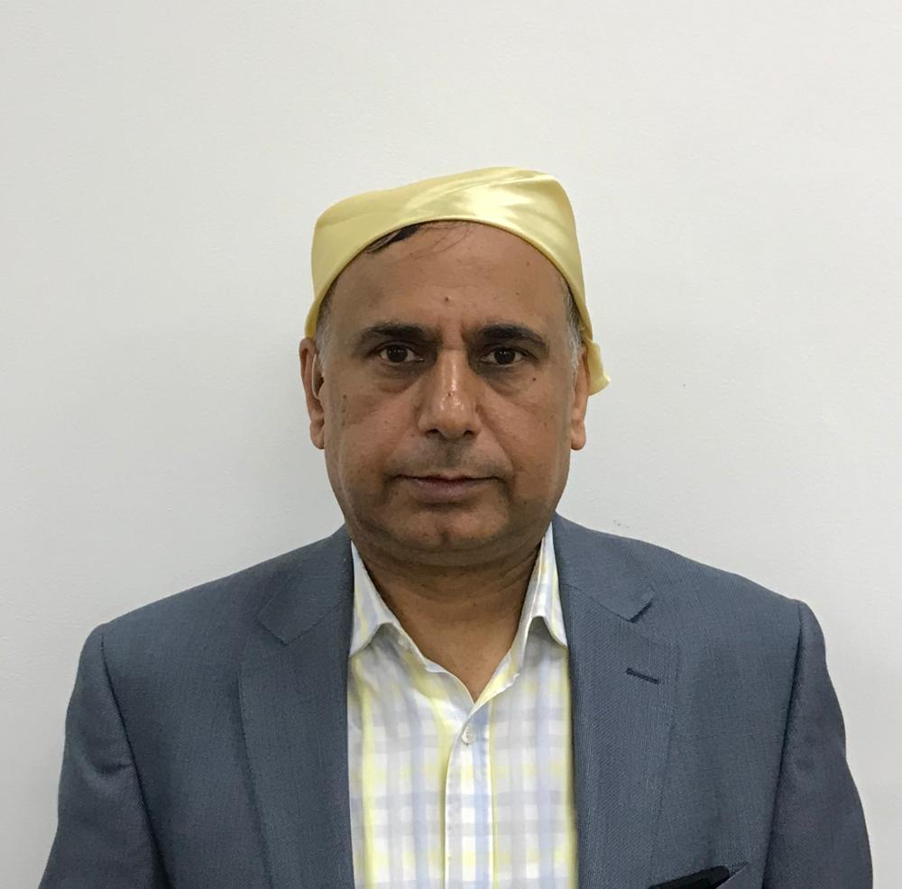Atma Ram Gangotra