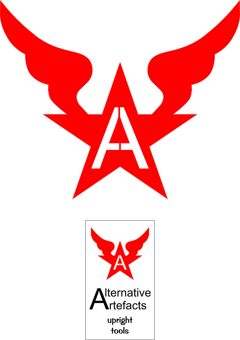 Alternative Artefacts wing June 3 '18 red star white A.jpg