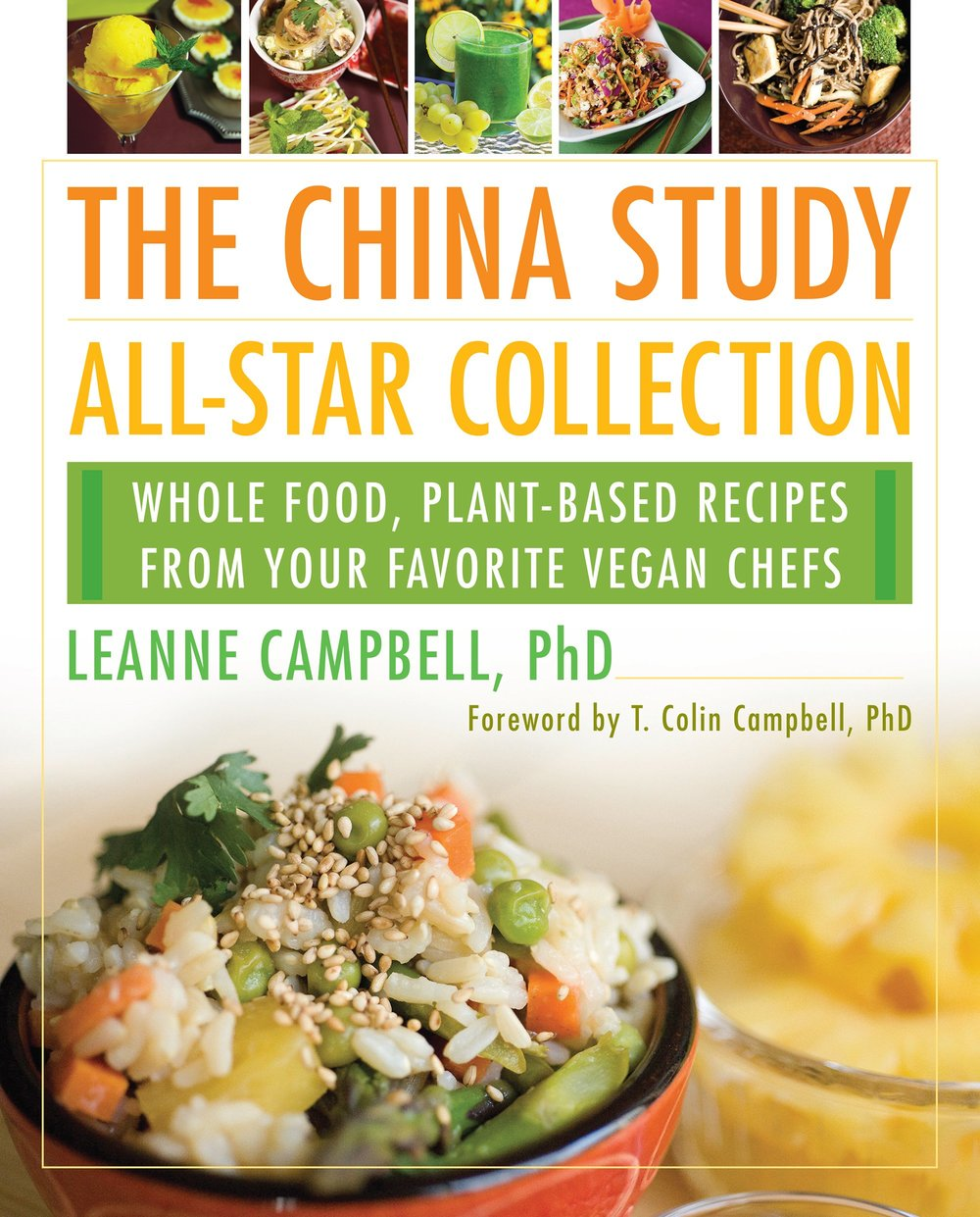 The China Study All-Star Collection by LeAnne Campbell