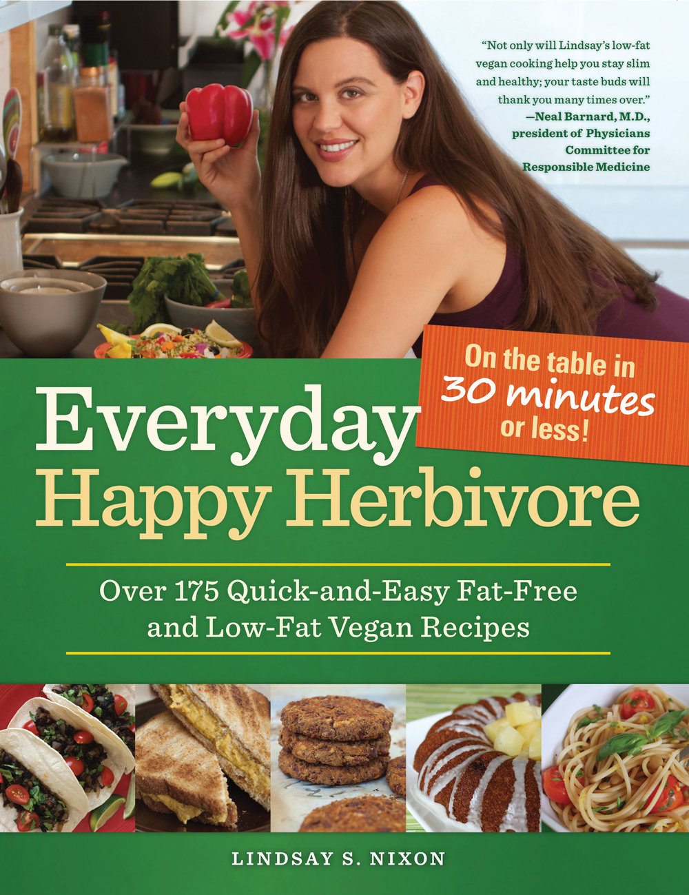 Everyday Happy Herbivore by Lindsay Nixon