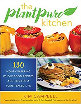 The PlantPure Kitchen  by Kim Campbell