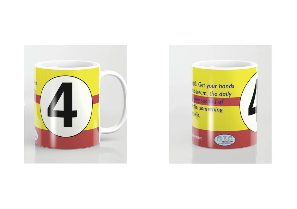 SRC Preparations Mugs