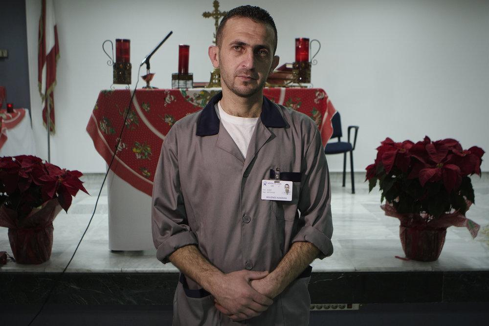 MOUENES KOUSAHAI 02 - SYRISCH VLUCHTELING © GIELJAN VAN GOETHEM.jpg