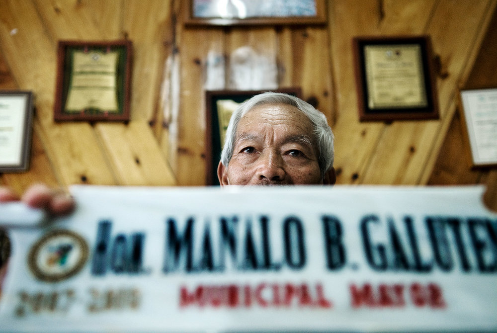 Manalo B. Galuten.