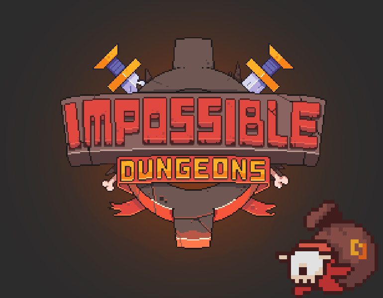 IMPOSSIBLE DUNGEONS - Award winning tower defense platformer that can be played cooperatively with up to 4 players.
