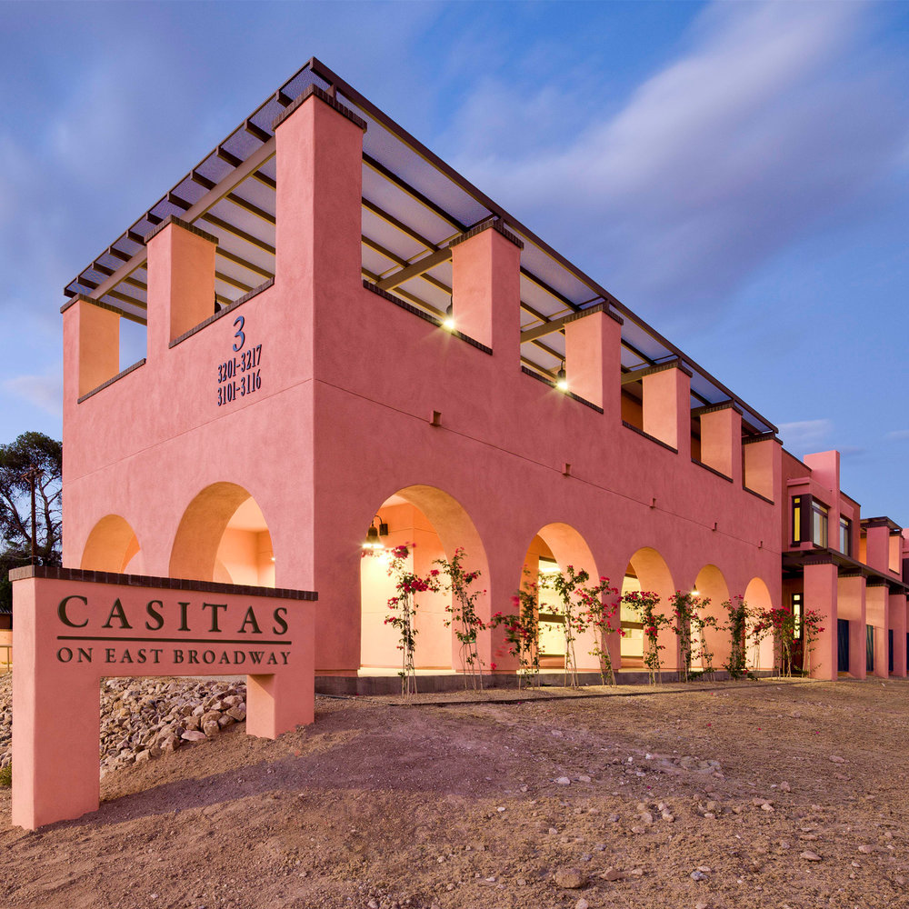 Casitas on East Broadway -