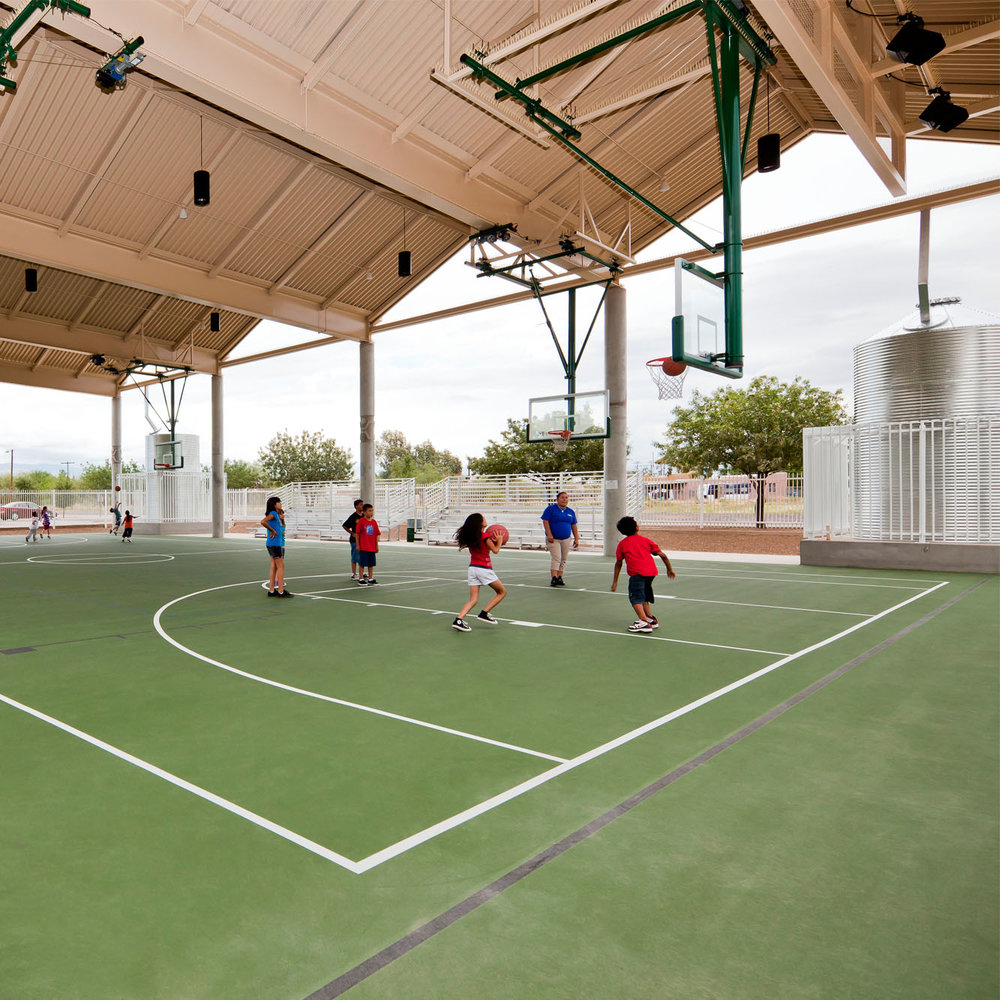 Herroz QuirozCommunity Center -