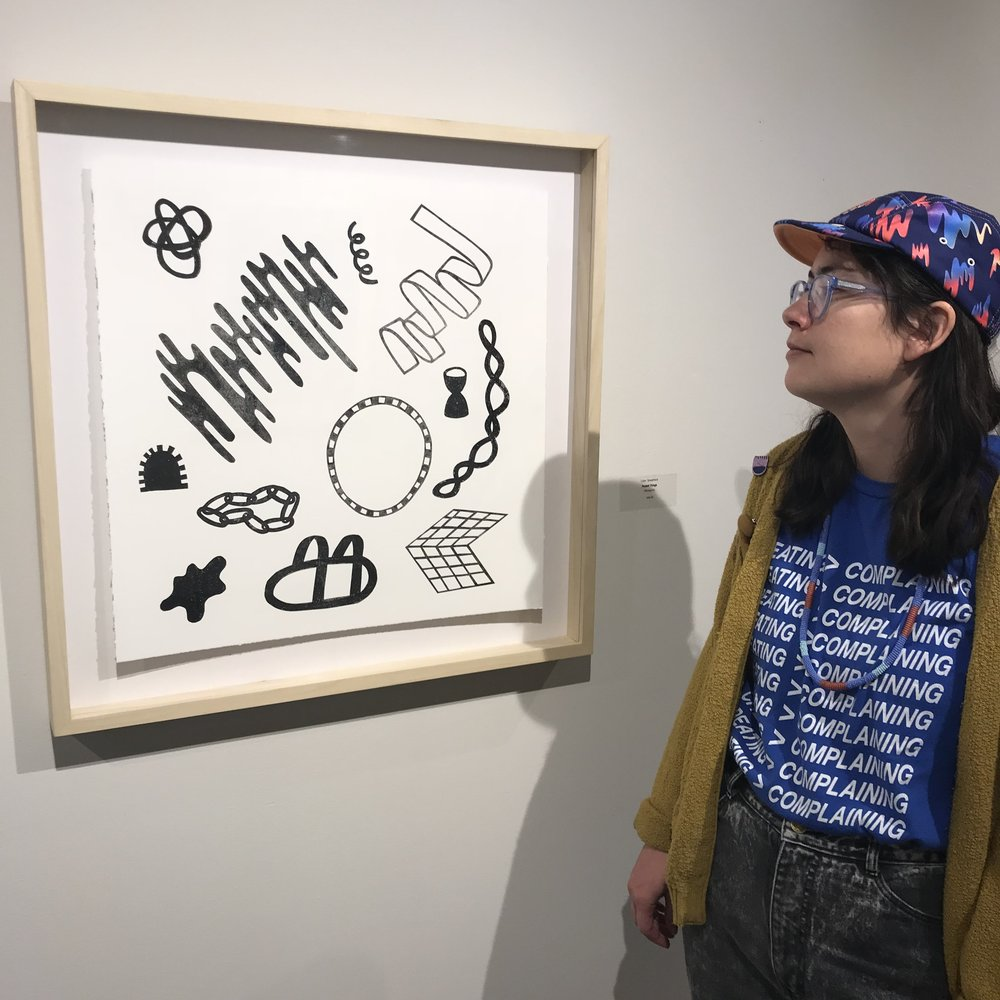 Pocket Things , The Contemporary Print, Flatbed Press, Austin, TX  January 18, 2018 - February 16, 2018
