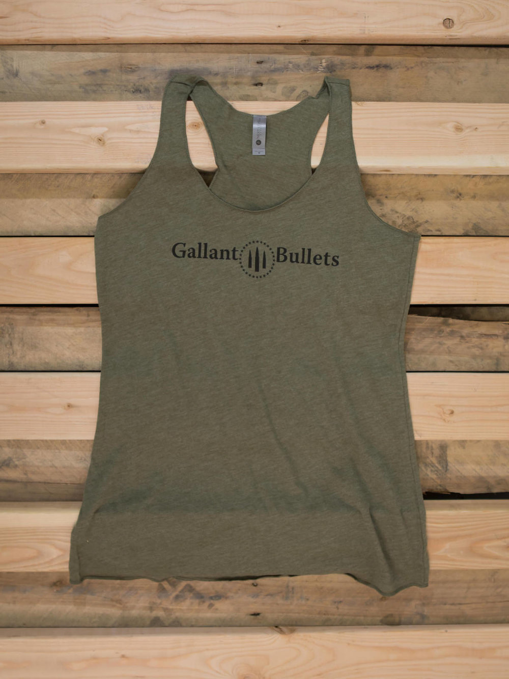 GALLANT BULLETS WOMEN'S FIRST ORIGINAL TANK TOP