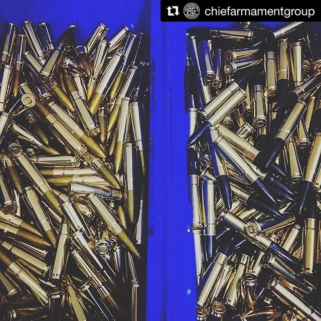 Repost from @chiefarmamentgroup! They're trying out our new 217gr 300 Subsonics as we get ready for product release! ・・・ R&D...who wants to help?