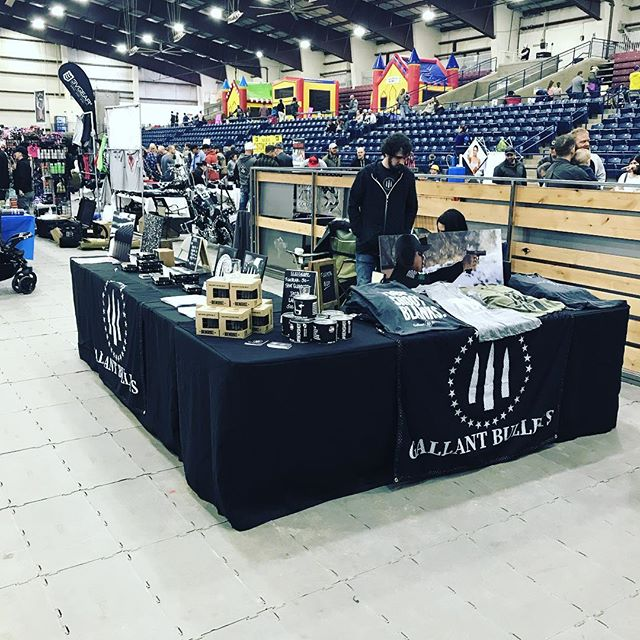 Come down and see us at the @utgunexchange Free Gun Show today! We're at the @legacyeventscenter until 6pm tonight! . #gunshow #utahgunexchange