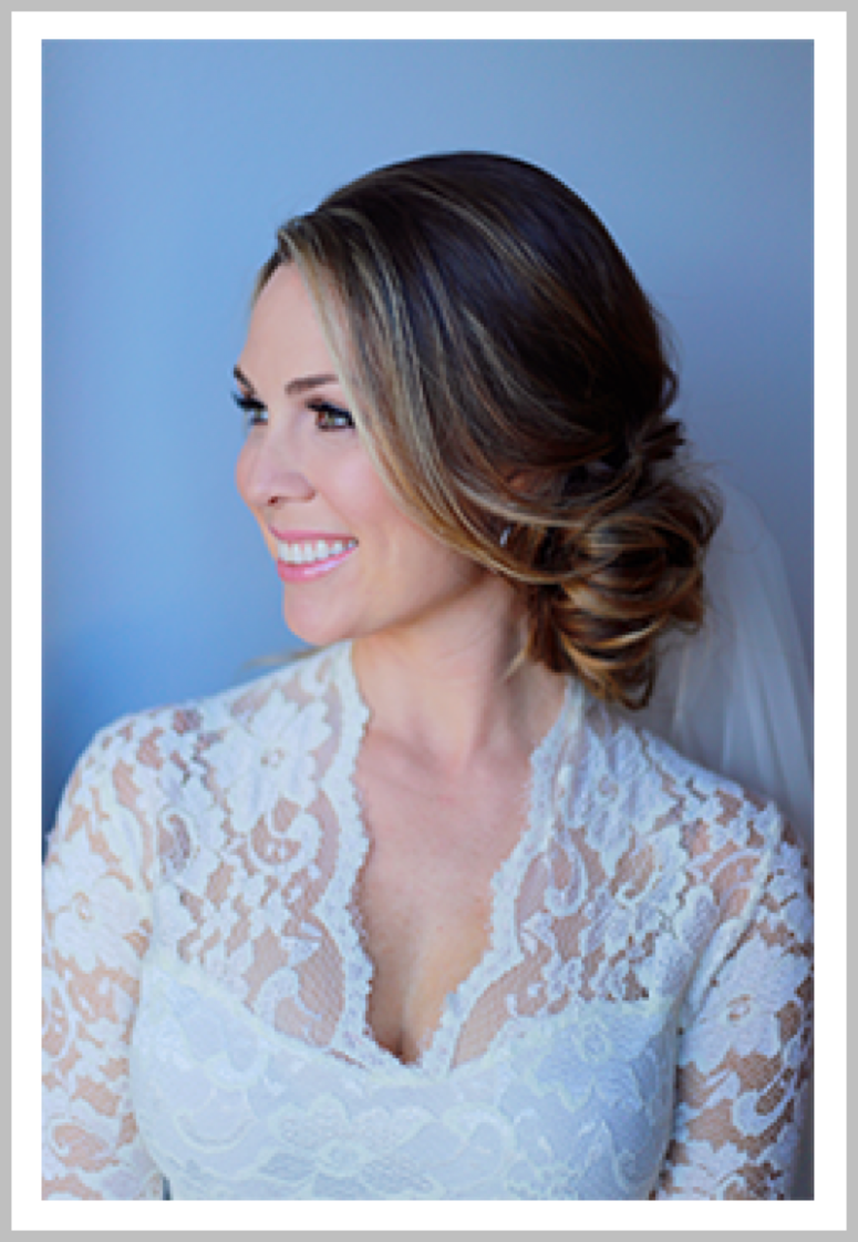 Bridal Makeup & Hair for your special day