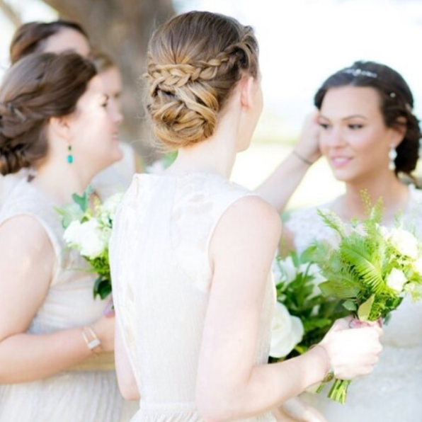 bridal party -
