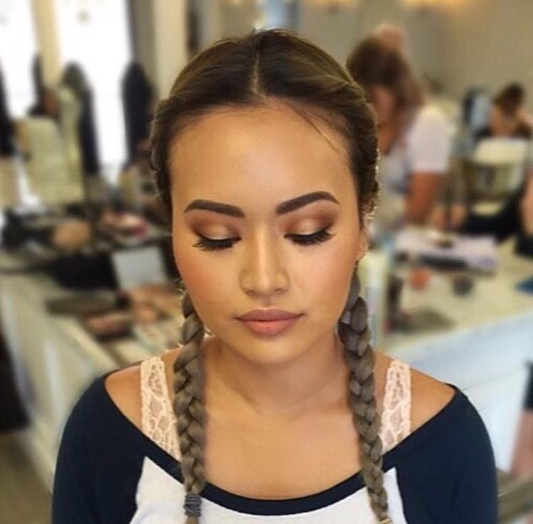 bronzed-bridal-makeup