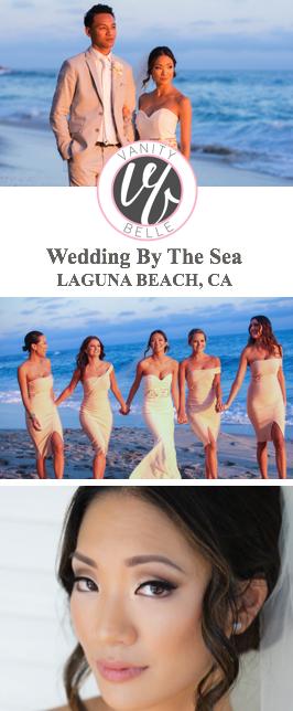 laguna-beach-wedding-hair-makeup-thevanitybelle.com