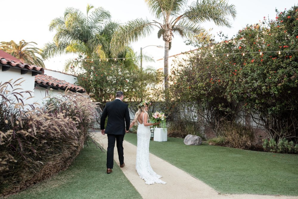 san clemente-Orange County-beach wedding-boho bride-thevanitybelle.com