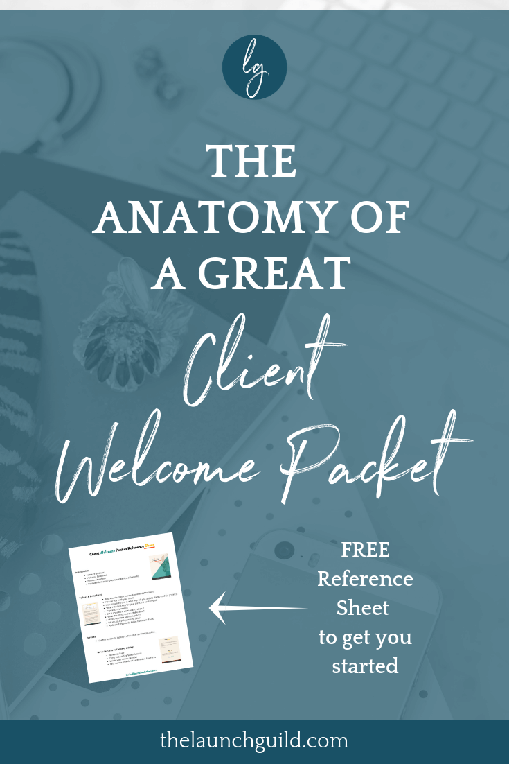 Client Welcome Packets for Virtual Assistants.