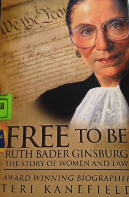 Ruth Bader who?