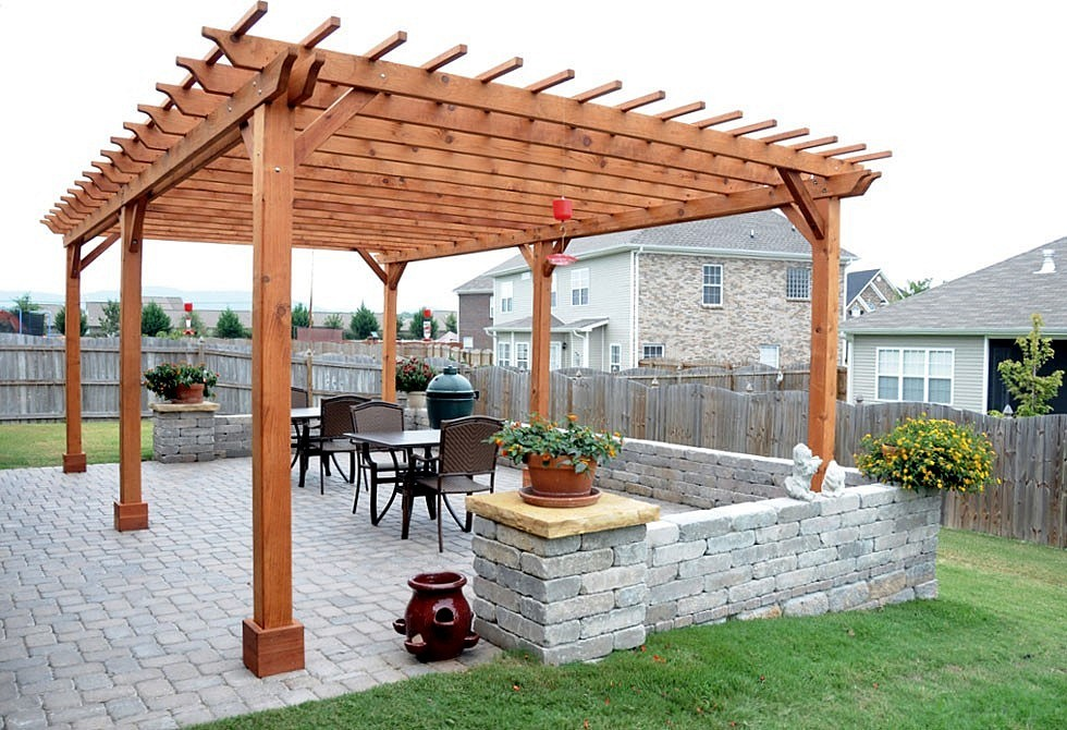 effective - Painting and staining your new projects. Will not only protect them for years to come. It will also beautify and increase the value of your home or business.