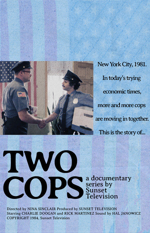 Two Cops Movie Poster