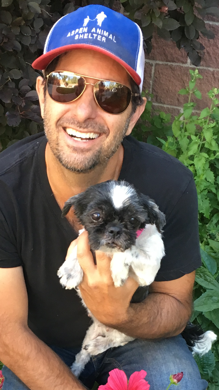 Seth Sachson is the Director of the Aspen Animal Shelter and the President of Friends of the Aspen Animal Shelter.