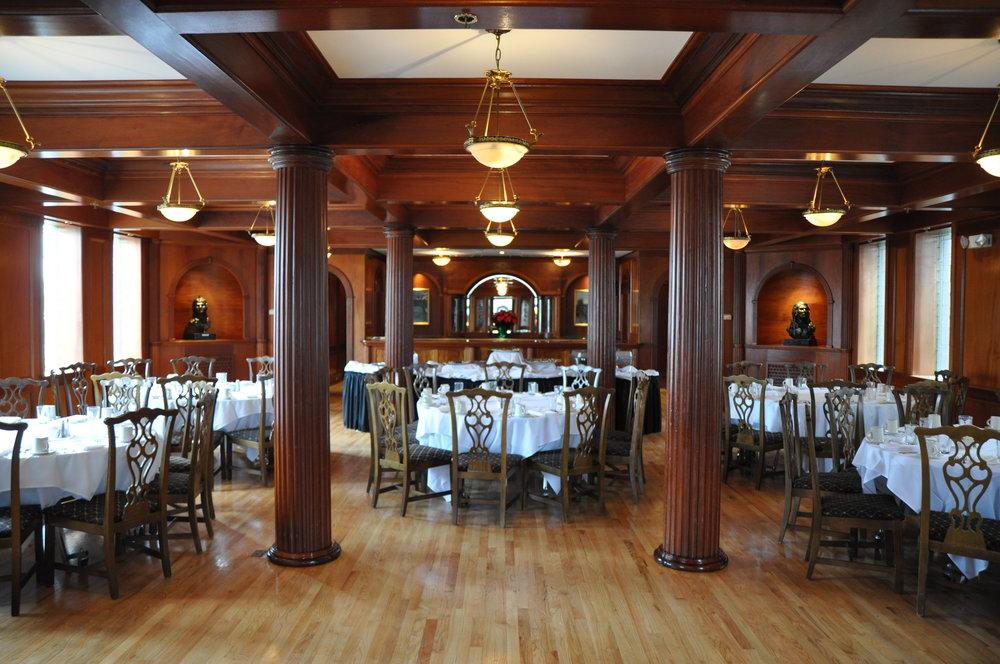 Indoor venues -