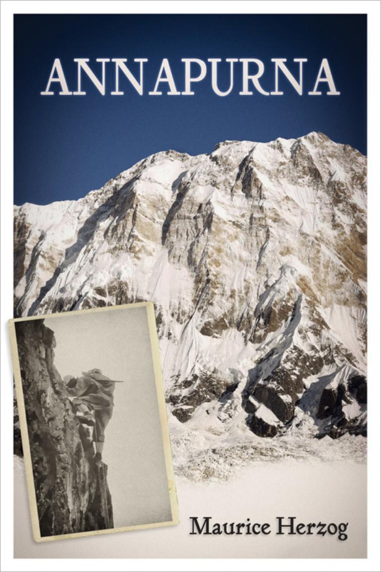 Annapurna  by Maurice Herzog  VBZ   Hungarian