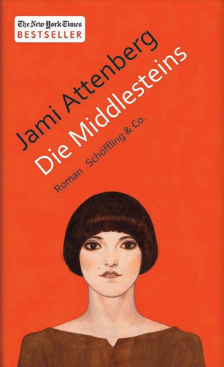 The Middlesteins  by Jami Attenberg  Schöffling Verlag   German