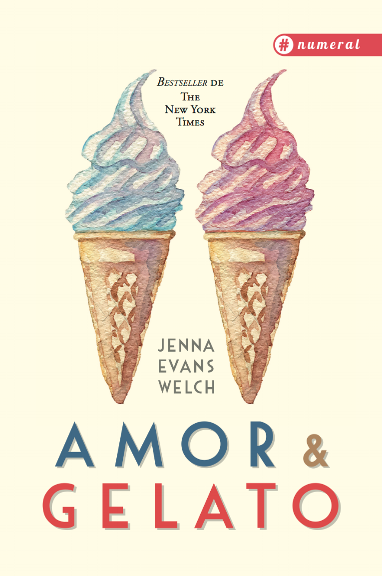 Love & Gelato  by Jenna Evans Welch  Edhasa  Spanish