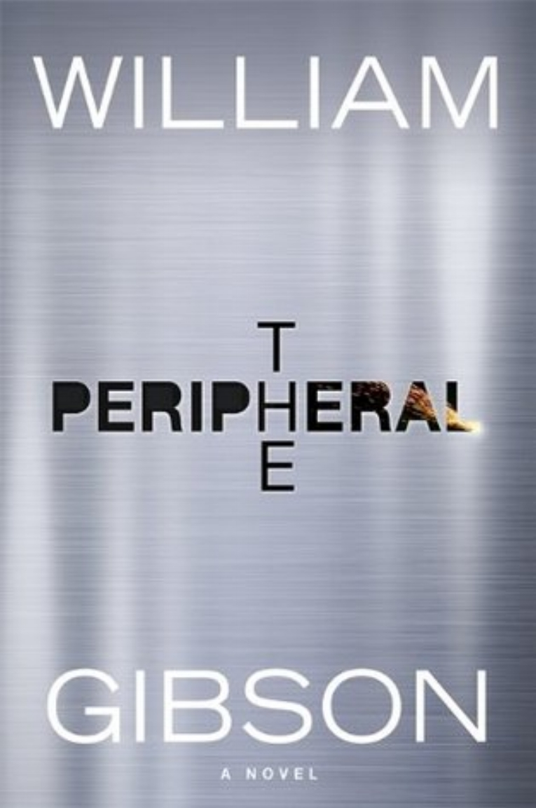 The Peripheral  by William Gibson   New York Times  bestseller