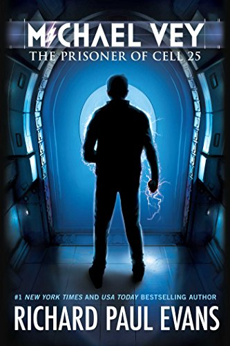 Michael Vey: The Prisoner of Cell 25  by Richard Paul Evans   New York Times  bestseller and winner of the Truman Readers Award, Young Readers' Choice Award, and The Golden Sower Award