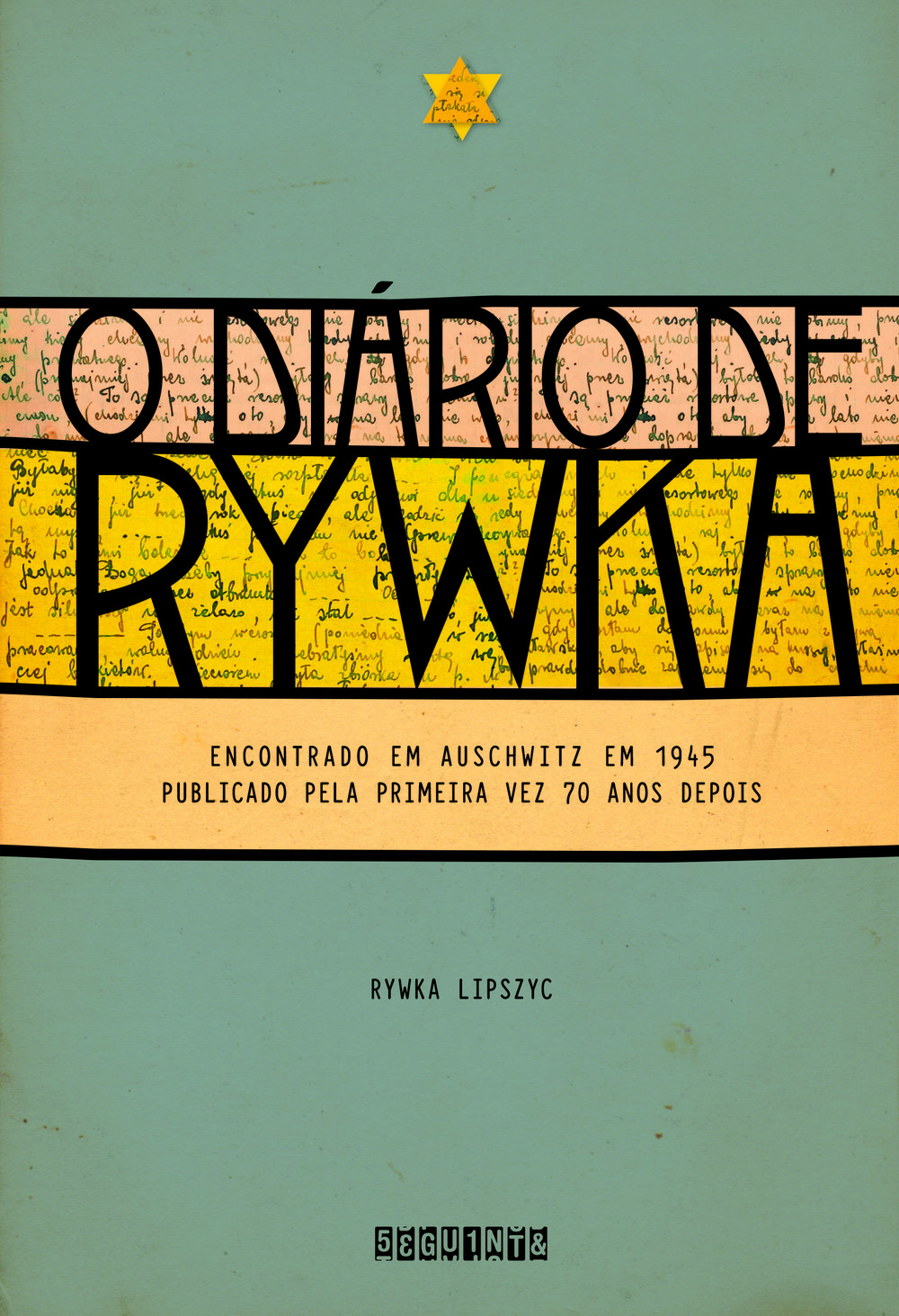 The Diary of Rywka Lipszyc  Riff Agency  Brazilian