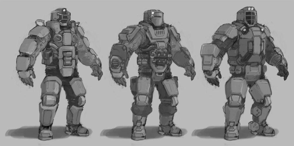 Detailed Concepting