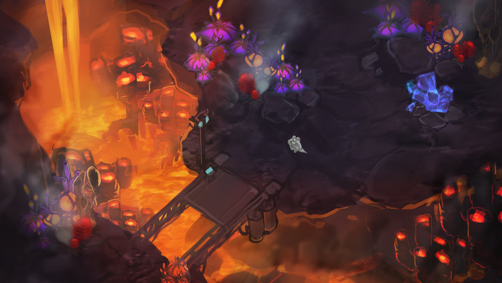 Lava Land #1