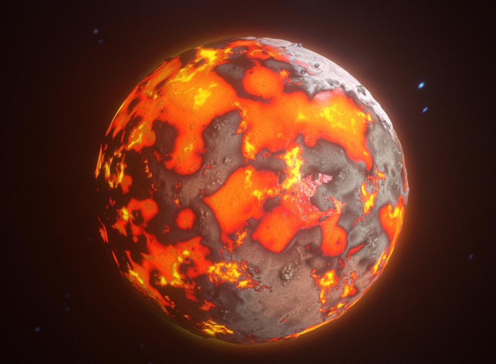 Lava Biome