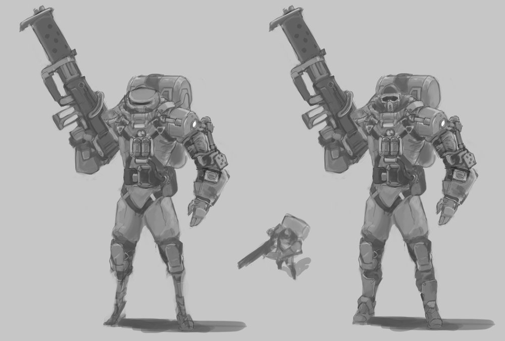Main Character Concept #3