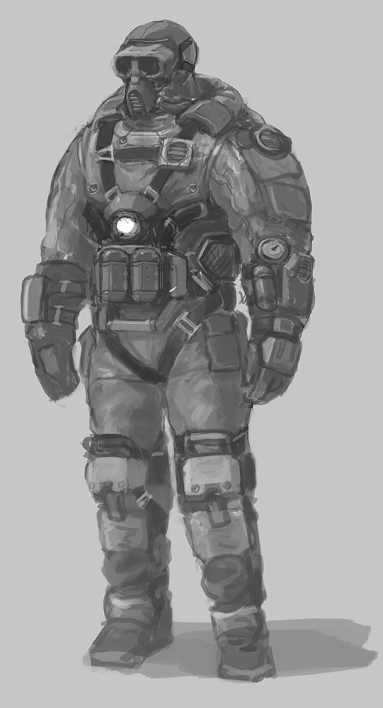 Main Character Concept #1