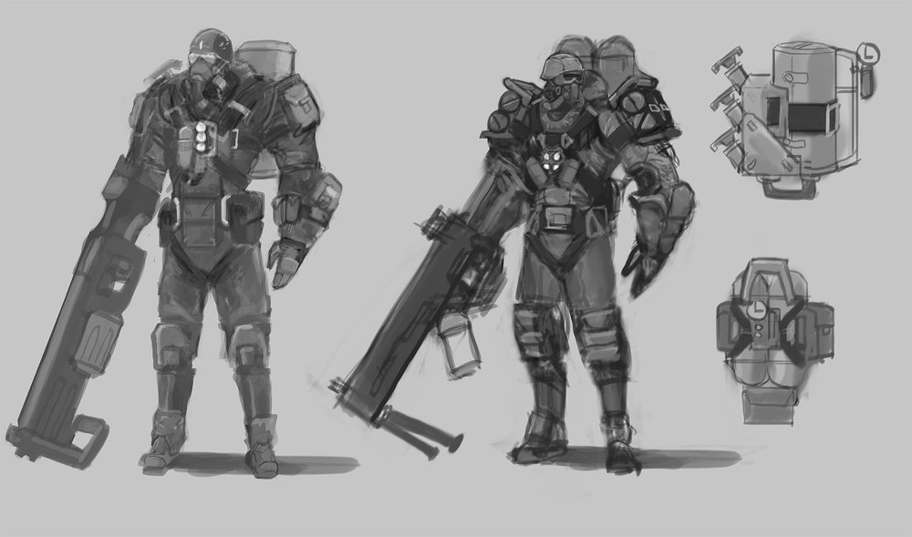 Main Character Concept #4
