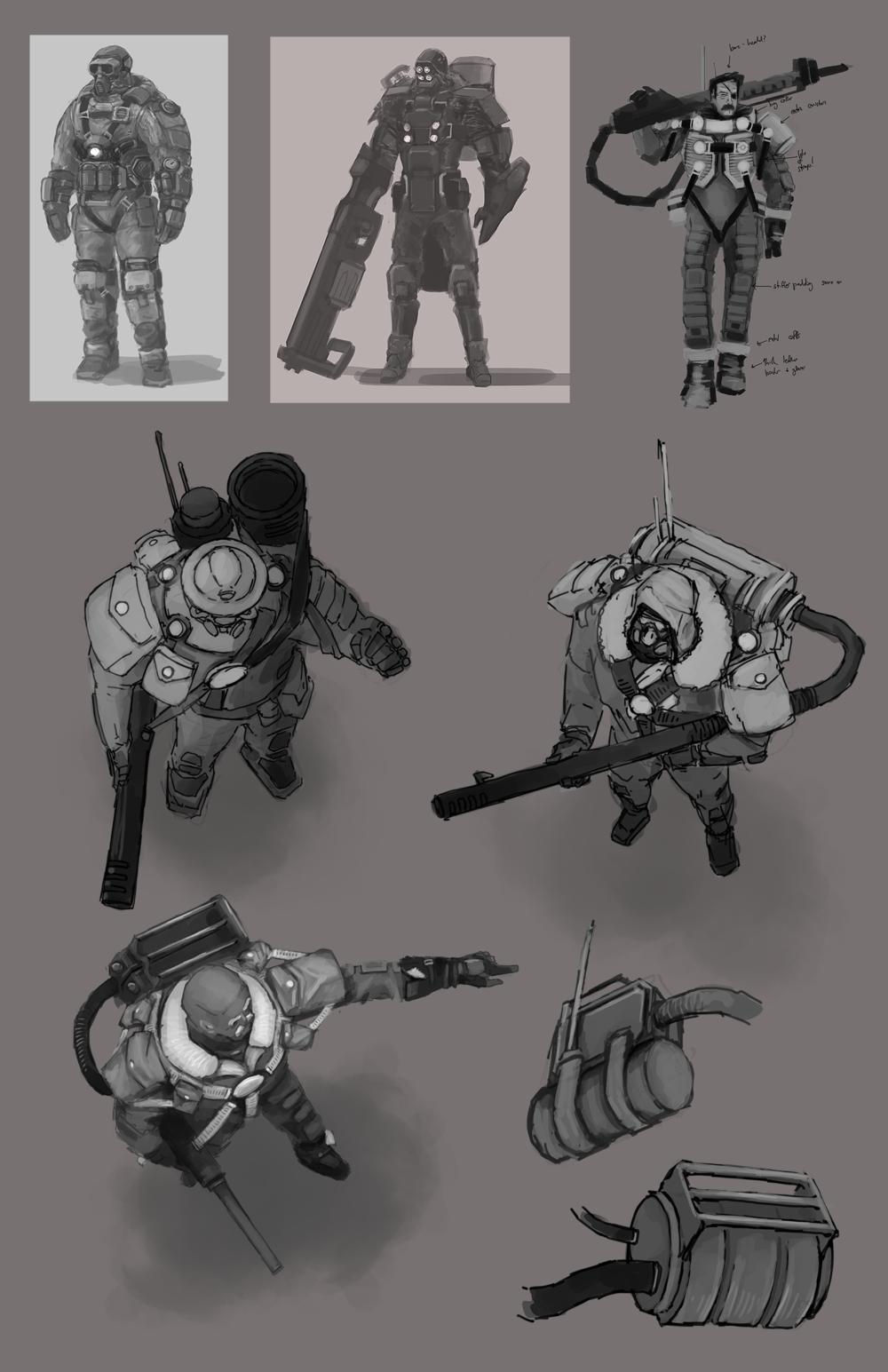 Character Concept Sheet #2