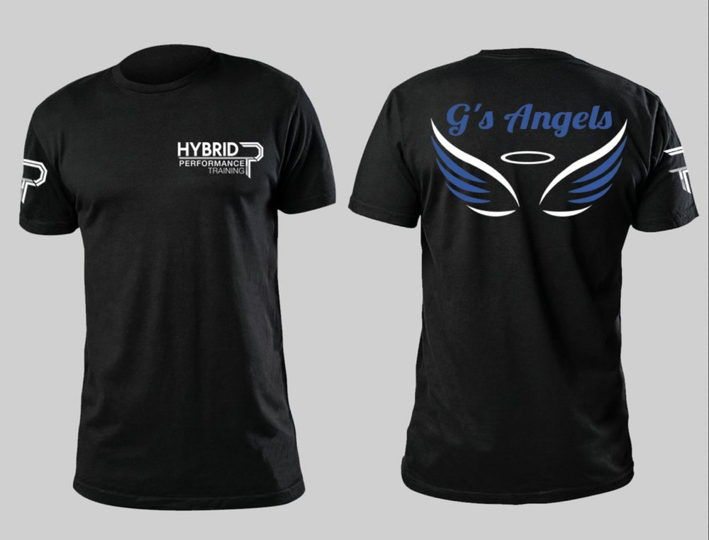 Limited Edition Shirts - by Hybrid PT