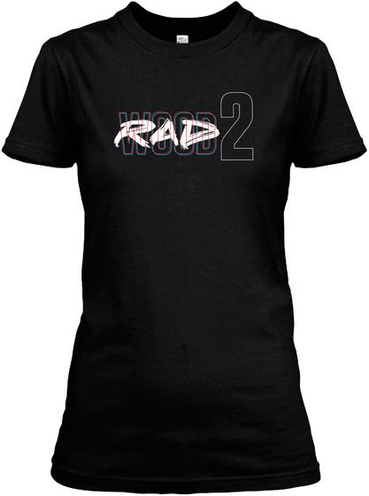 Radwood 2 Logo Women's Shirt